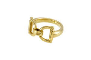 ring gelbgold d-trense