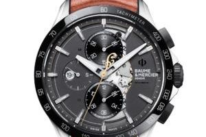 baume et mercier clifton club indian