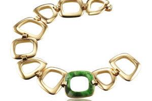 Armband mit von BijouxStadelmann Jadeit