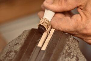 Berner Barettlikette BijouxStadelmann Handarbeit