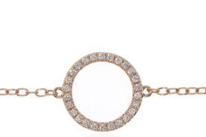Armband mit Brillantkreis BijouxStadelmann Zoom Produktbild